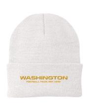 washington football team hat Knit Beanie thumbnail