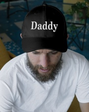 Call her daddy hat Embroidered Hat garment-embroidery-hat-lifestyle-06