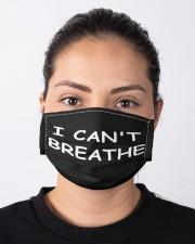I can't breathe mask Cloth face mask aos-face-mask-lifestyle-01