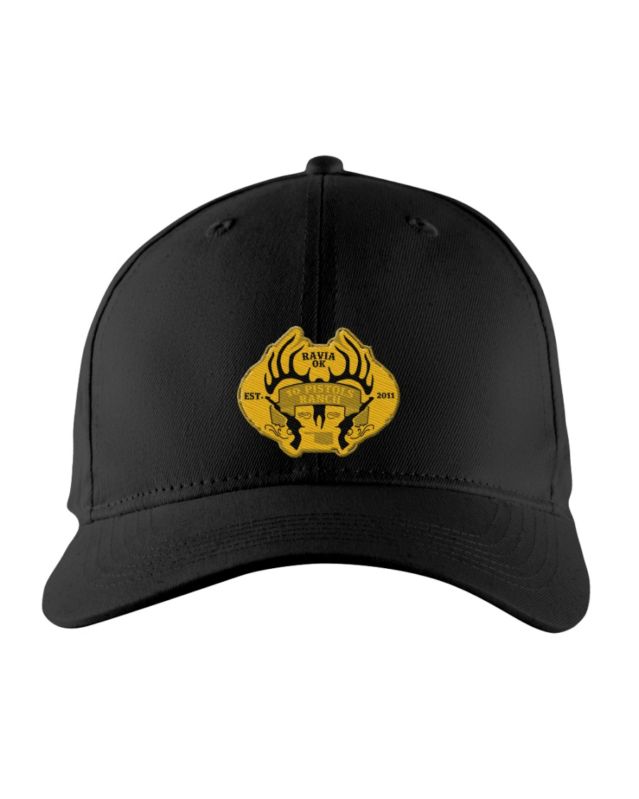 10 pistols ranch hat Embroidered Hat