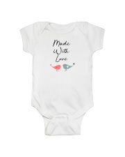 Made With Love Onesie thumbnail