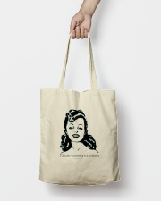 I'm so plant-based Tote Bag lifestyle-totebag-front-2