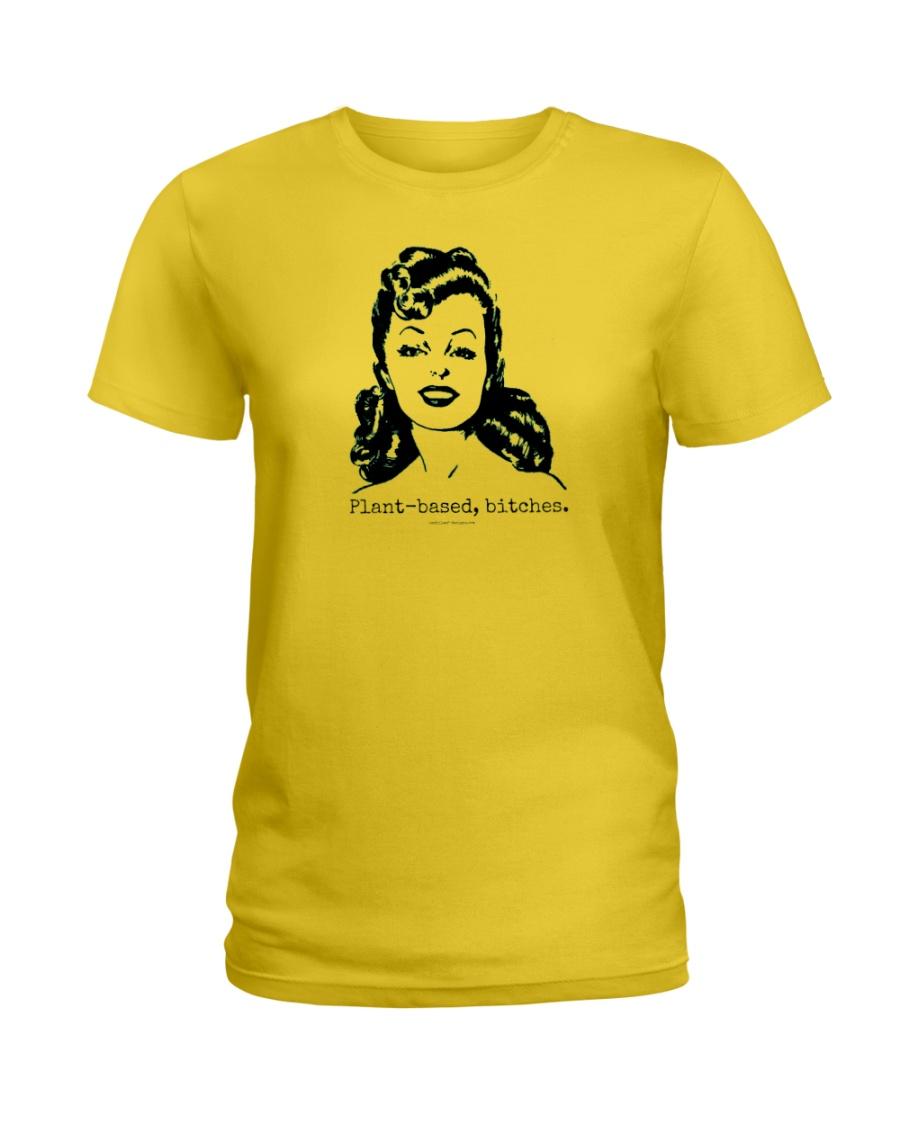 I'm so plant-based Ladies T-Shirt