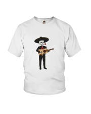 Mexican Serenata Youth T-Shirt front