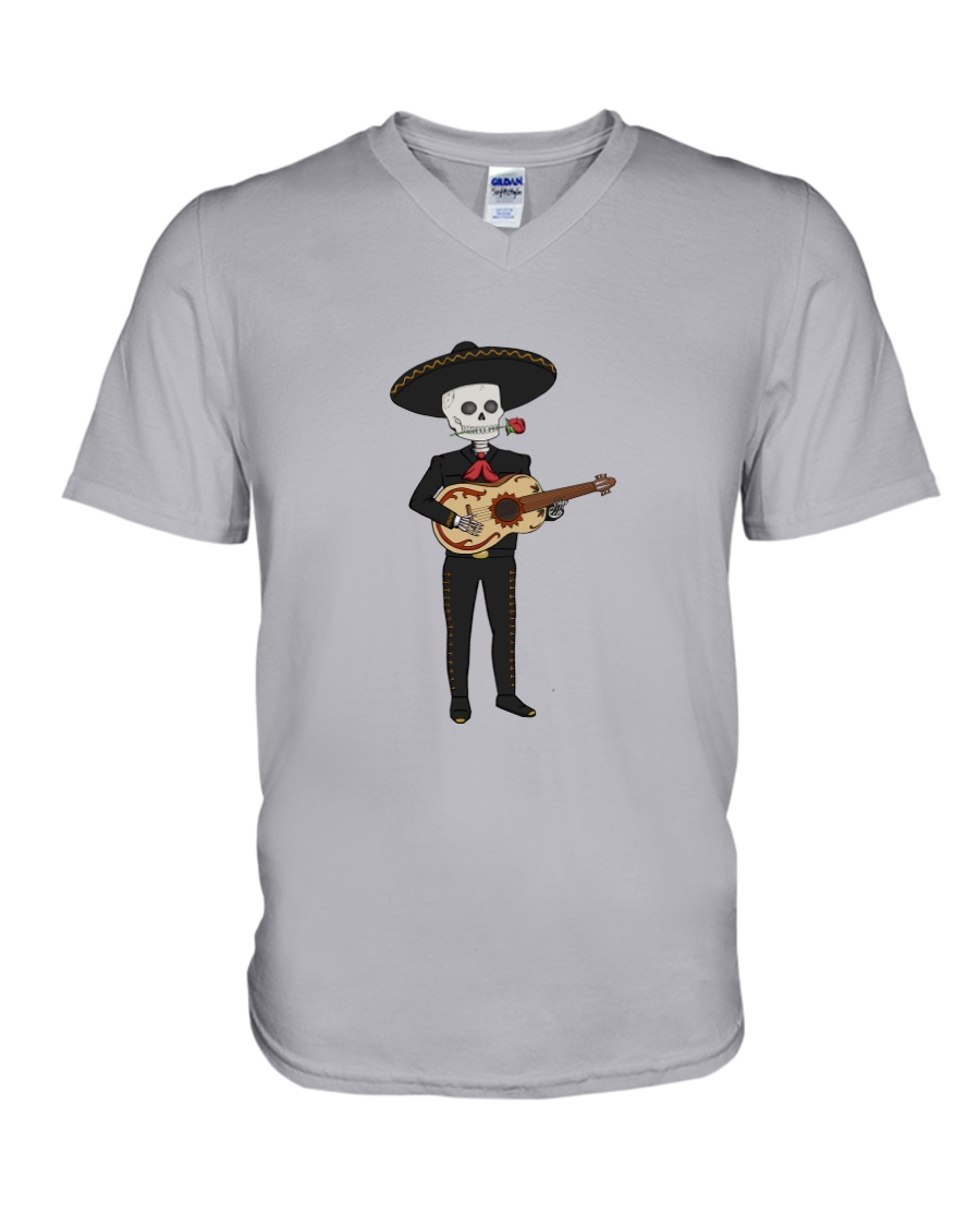 Mexican Serenata V-Neck T-Shirt