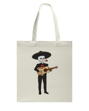 Mexican Serenata Tote Bag thumbnail