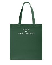 Avocado is the new egg Tote Bag back