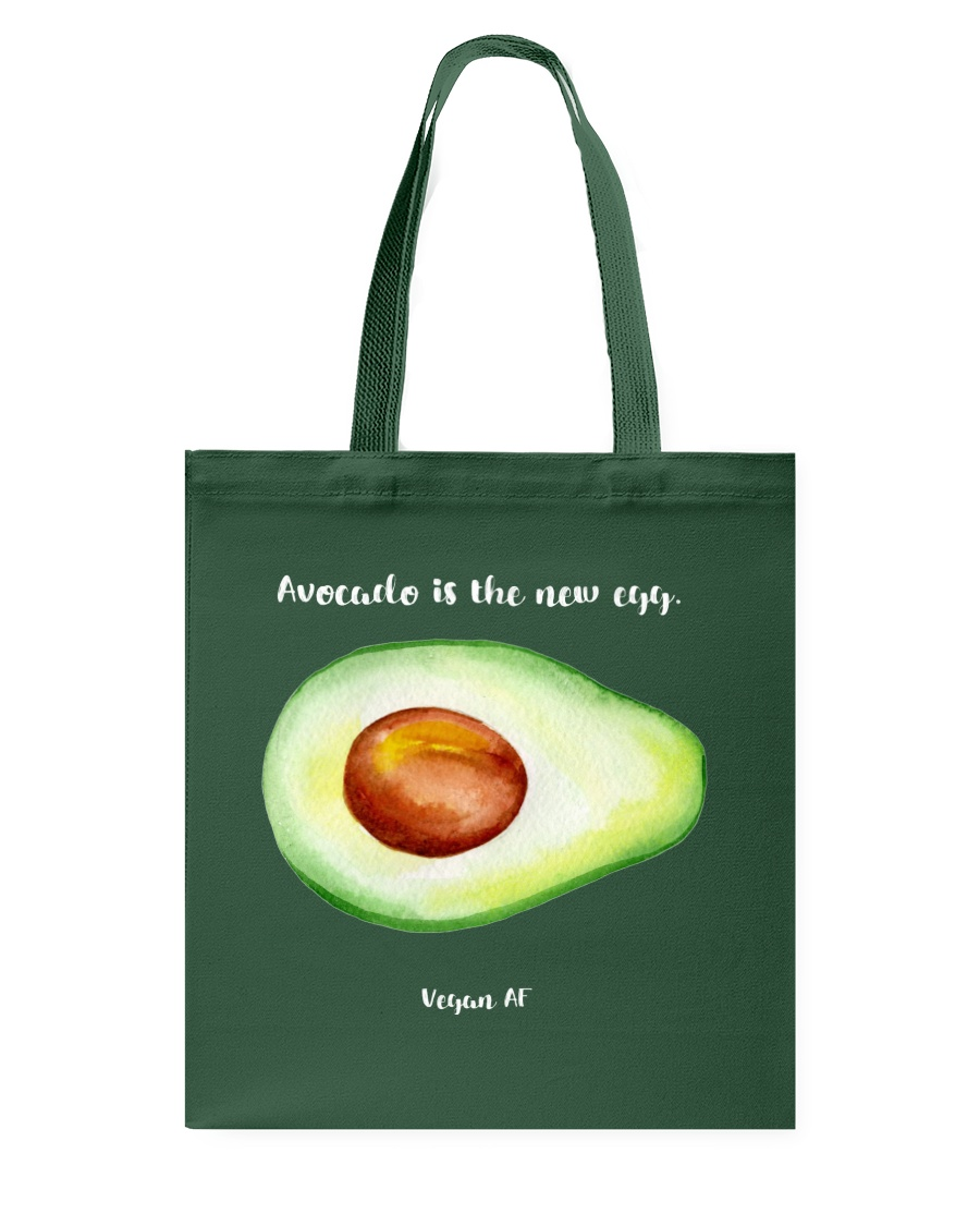 Avocado is the new egg Tote Bag