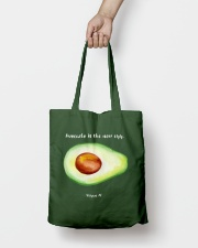 Avocado is the new egg Tote Bag lifestyle-totebag-front-2