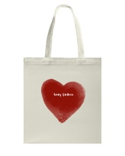 Loving Kindness Tote Bag back