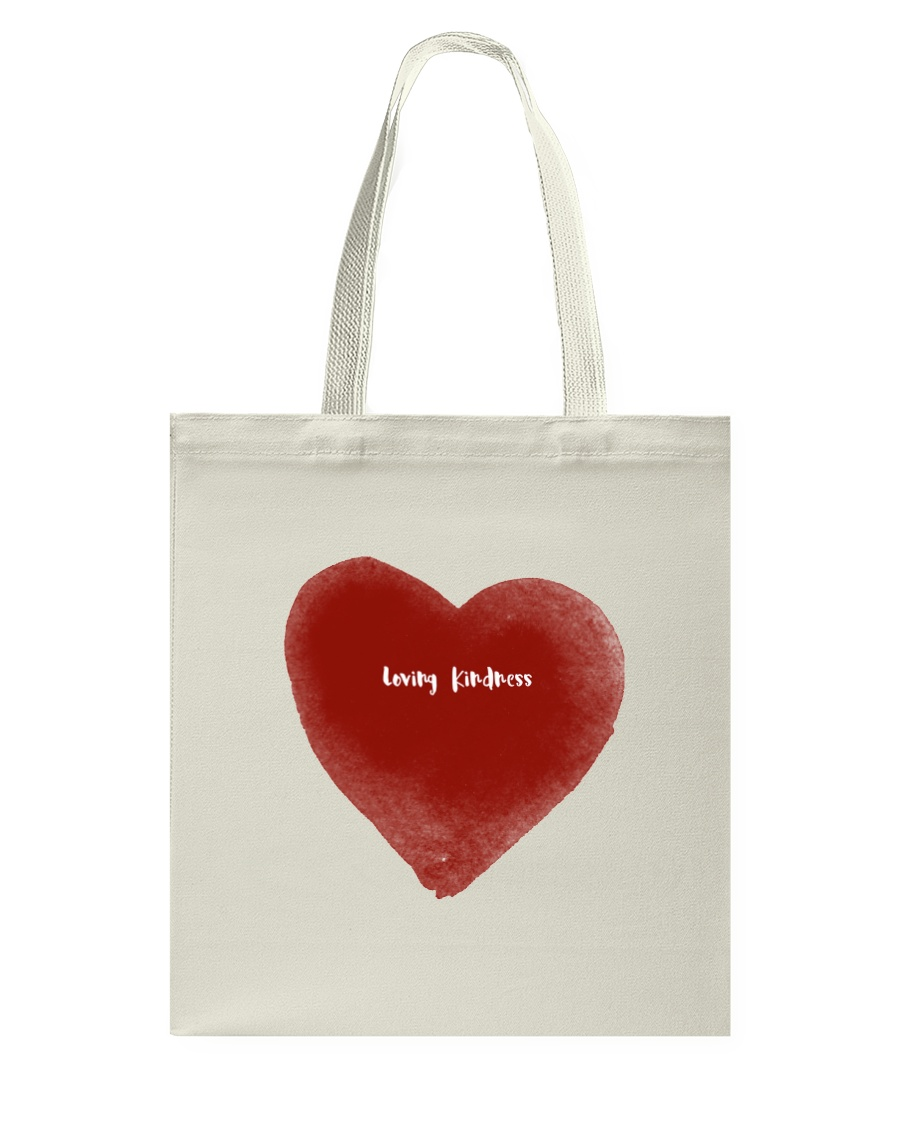 Loving Kindness Tote Bag