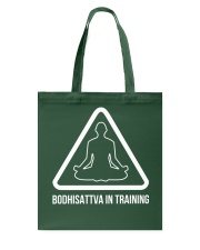 Bodhisattva In Training - white Tote Bag tile