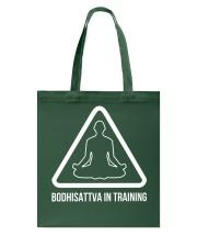 Bodhisattva In Training - white Tote Bag thumbnail