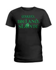 County Mayo Ireland T-Shirt  Irish Prid Ladies T-Shirt thumbnail
