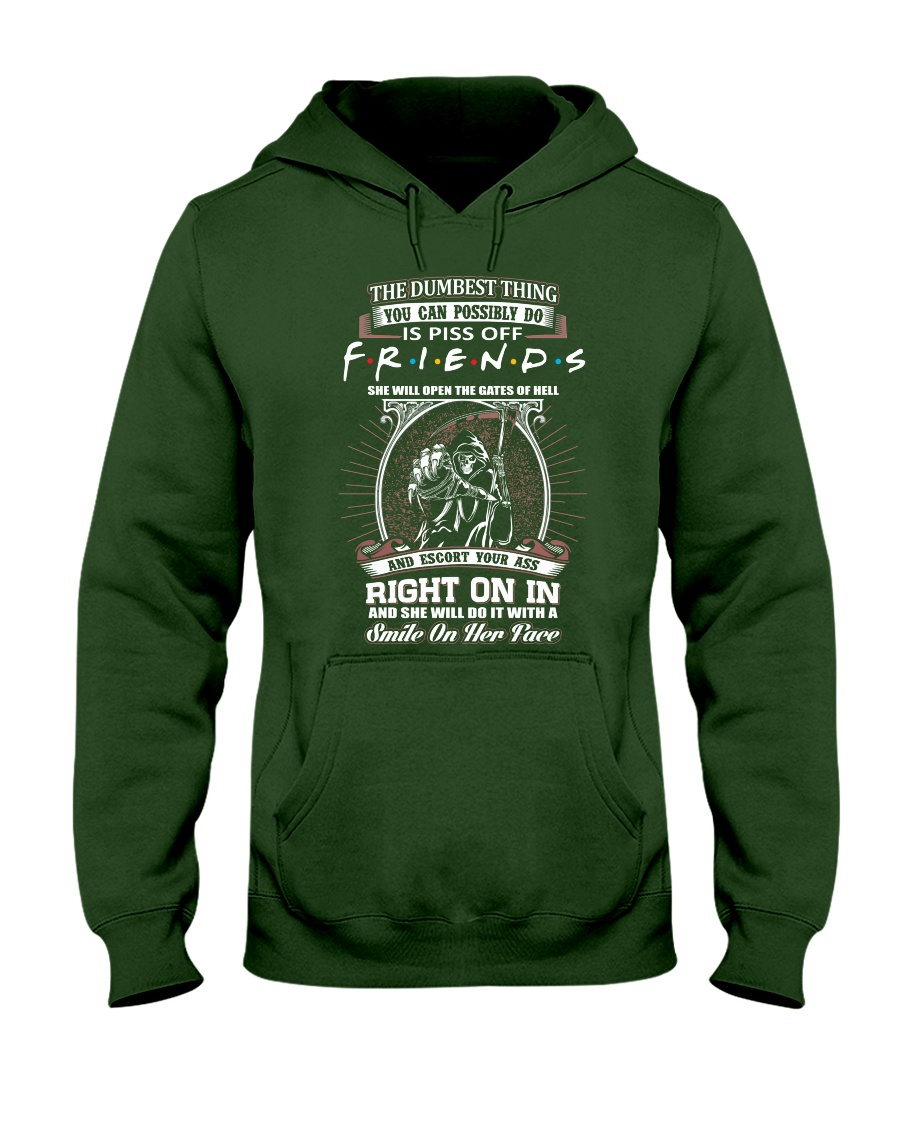 Limited Edition Friends Hooded Sweatshirt