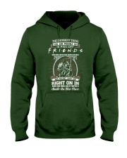 Limited Edition Friends Hooded Sweatshirt front
