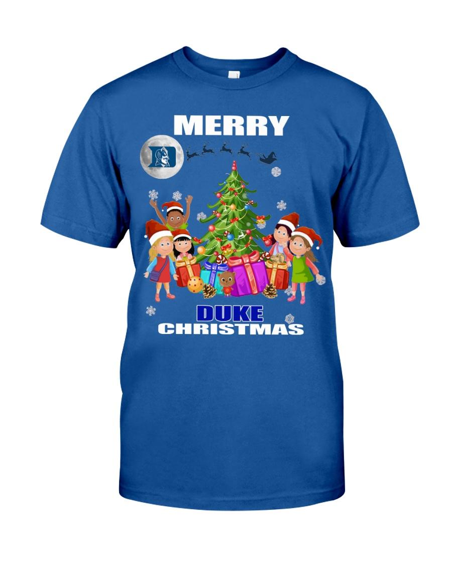 MERRY DKE CHRISTMAS Classic T-Shirt