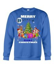 MERRY DKE CHRISTMAS Crewneck Sweatshirt thumbnail