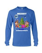 MERRY DKE CHRISTMAS Long Sleeve Tee thumbnail