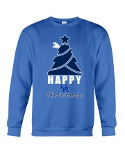HAPPY CHRISTMAS Crewneck Sweatshirt thumbnail