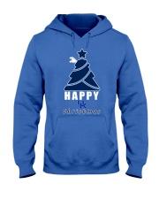 HAPPY CHRISTMAS Hooded Sweatshirt thumbnail