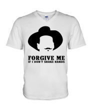 Forgive Me V-Neck T-Shirt thumbnail