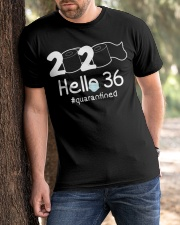 Hello 36 Quarantine Classic T-Shirt apparel-classic-tshirt-lifestyle-front-51