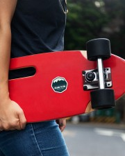 Grand Teton Sticker - Single (Vertical) aos-sticker-single-vertical-lifestyle-front-21