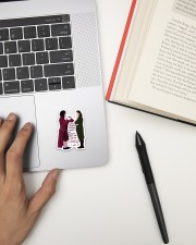 Thunder Sticker Sticker - Single (Vertical) aos-sticker-single-vertical-lifestyle-front-12
