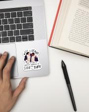 I Heard Sticker Sticker - Single (Vertical) aos-sticker-single-vertical-lifestyle-front-12