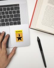 Play Bill Sticker Sticker - Single (Vertical) aos-sticker-single-vertical-lifestyle-front-12