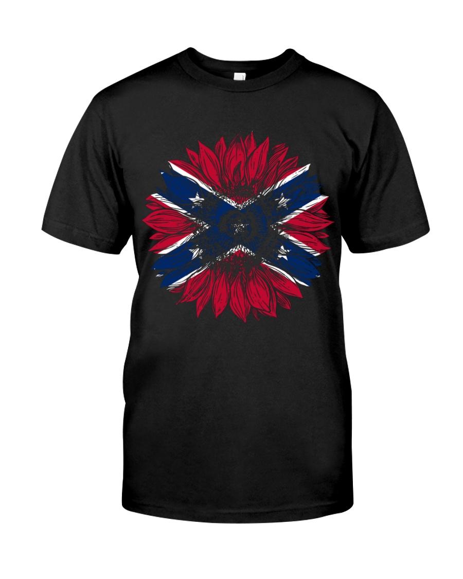 Confederate Battle Flag Classic T-Shirt