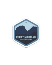 Rocky Mountain Sticker - Single (Vertical) front