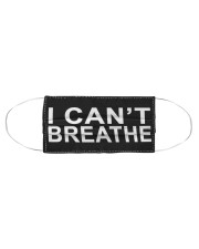 I Can't Breathe Face Mask Cloth face mask aos-face-mask-coverlet-lifestyle-front-01