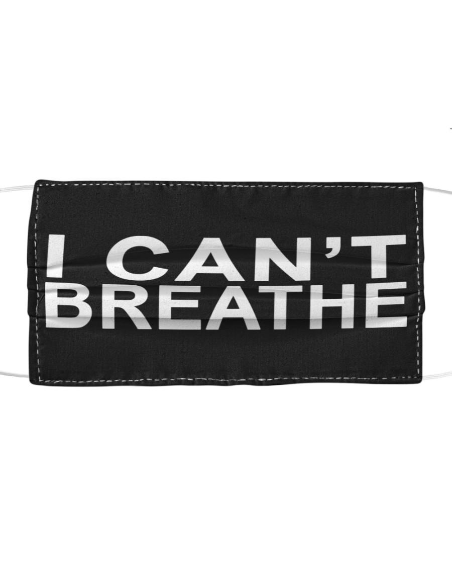 I Can't Breathe Face Mask Cloth face mask