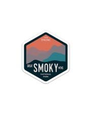 Smoky Sticker - Single (Vertical) front