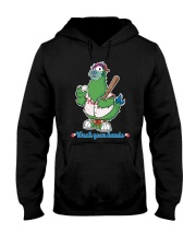 Wash Your Hands Chicken Hooded Sweatshirt thumbnail