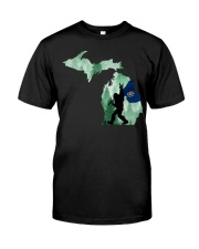 Bigfoot Michigan Classic T-Shirt front