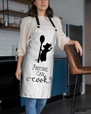 Anyone Can Cook Apron Apron aos-apron-27x30-lifestyle-front-02