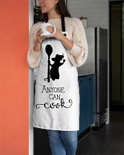 Anyone Can Cook Apron Apron aos-apron-27x30-lifestyle-front-05