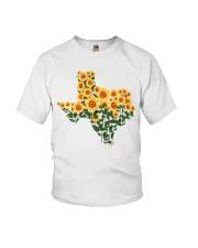 Texas Sunflower Youth T-Shirt tile