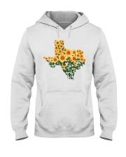 Texas Sunflower Hooded Sweatshirt tile