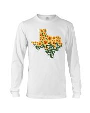 Texas Sunflower Long Sleeve Tee tile