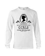 Obstinate Headstrong Girls Long Sleeve Tee tile