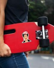 Latino  Sticker - Single (Vertical) aos-sticker-single-vertical-lifestyle-front-21