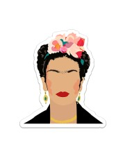 Latino  Sticker - Single (Vertical) front