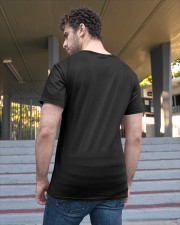 Facebook Prison Inmate Classic T-Shirt apparel-classic-tshirt-lifestyle-back-48