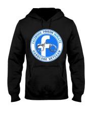 Facebook Prison Inmate Hooded Sweatshirt tile