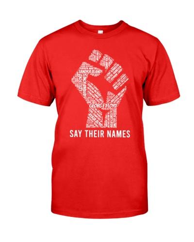 Say Their Names Matter
