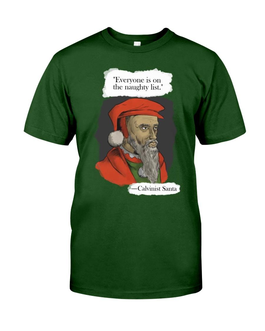 Calvinist Santa Classic T-Shirt